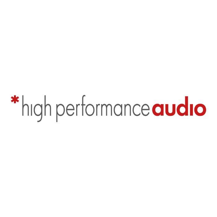 KEF P1 Desk Pad (Black) for Green speaker